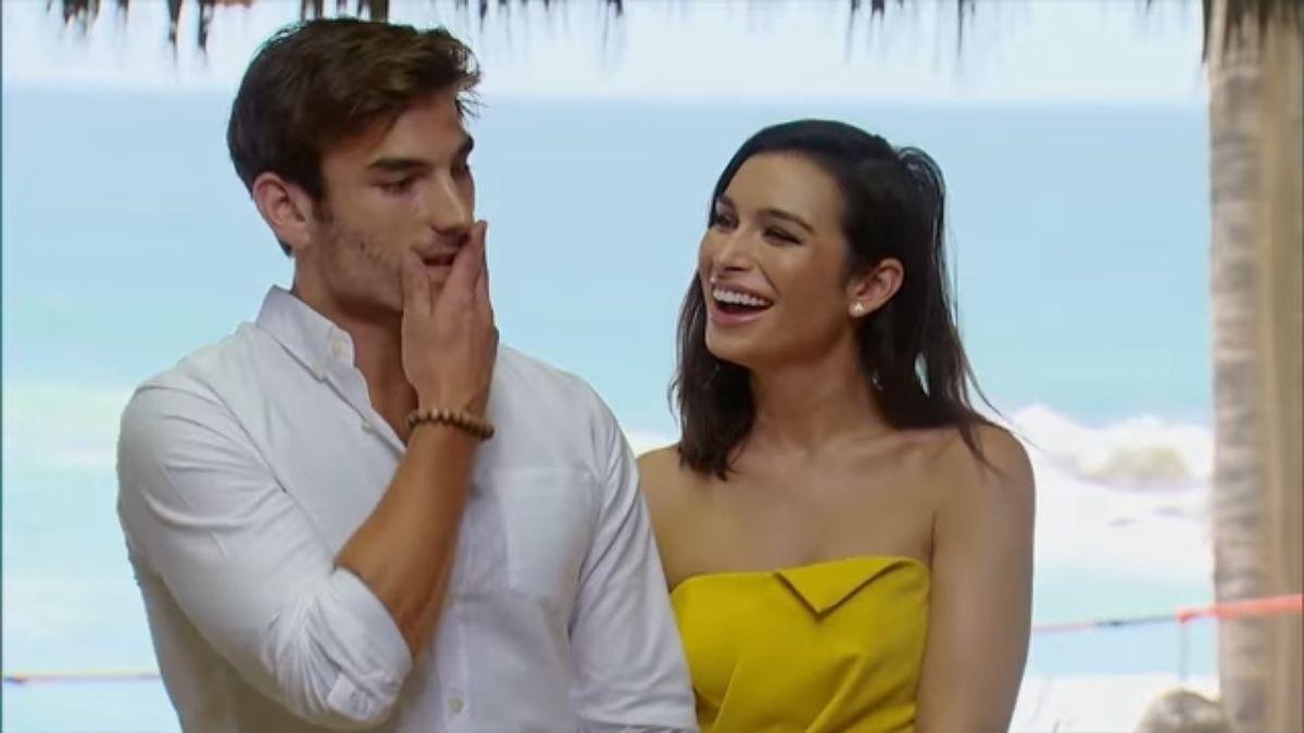 Ashley Iaconetti and Jared Haibon on Bachelor in Paradise