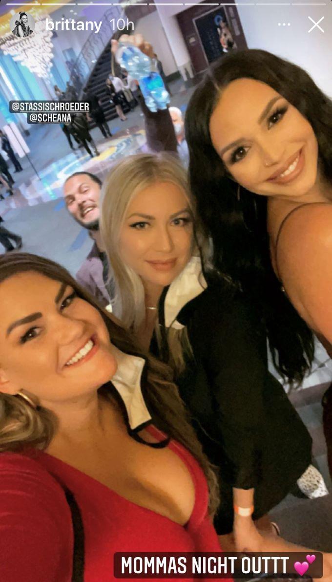 Brittany Cartwright, Stassi Schroeder, Scheana Shay.