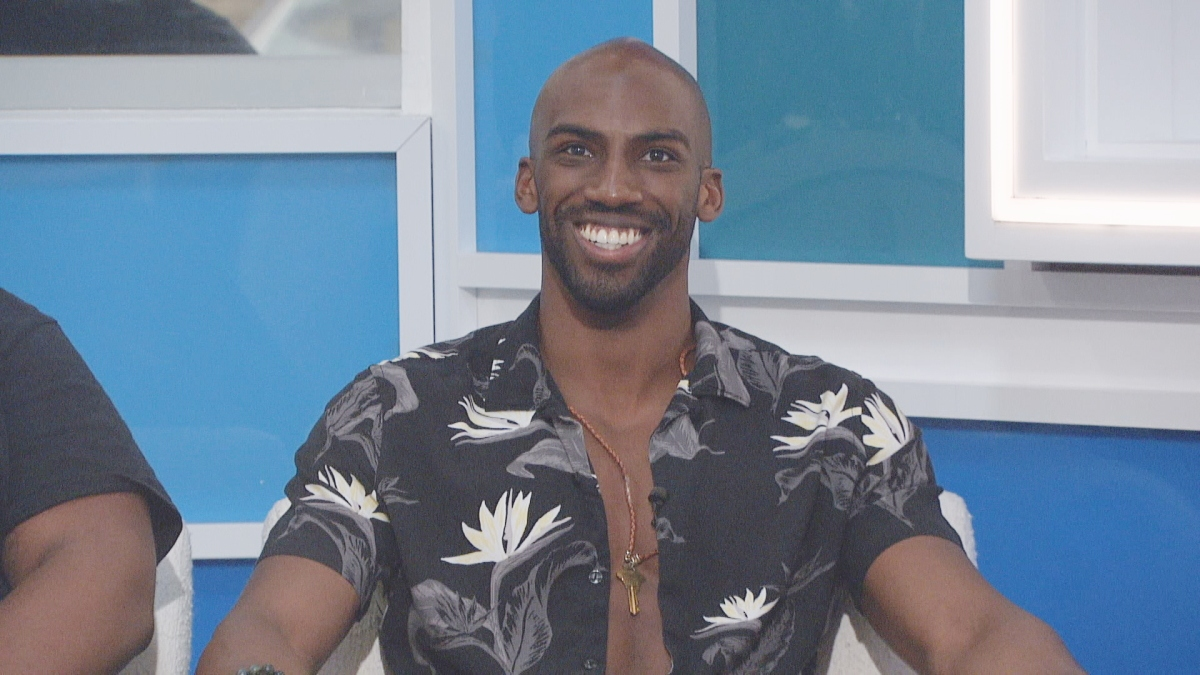 Xavier Prather is the new HOH on Big Brother 23