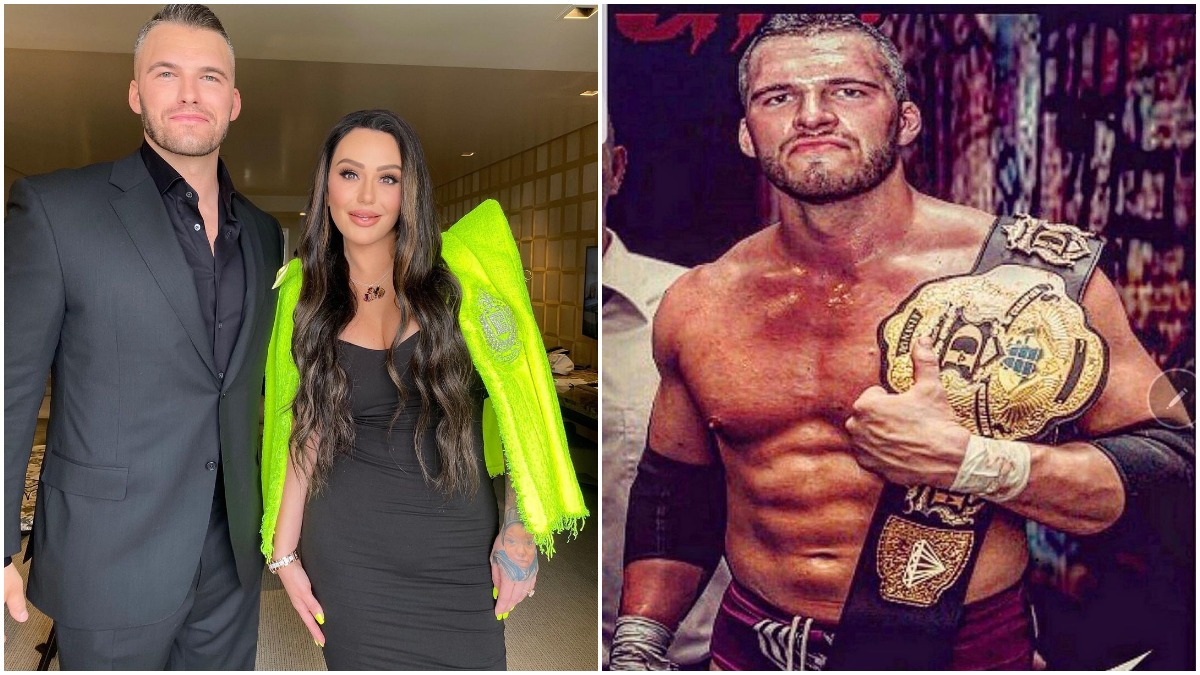Zack Clayton Carpinello and JWoww from Jersey Shore