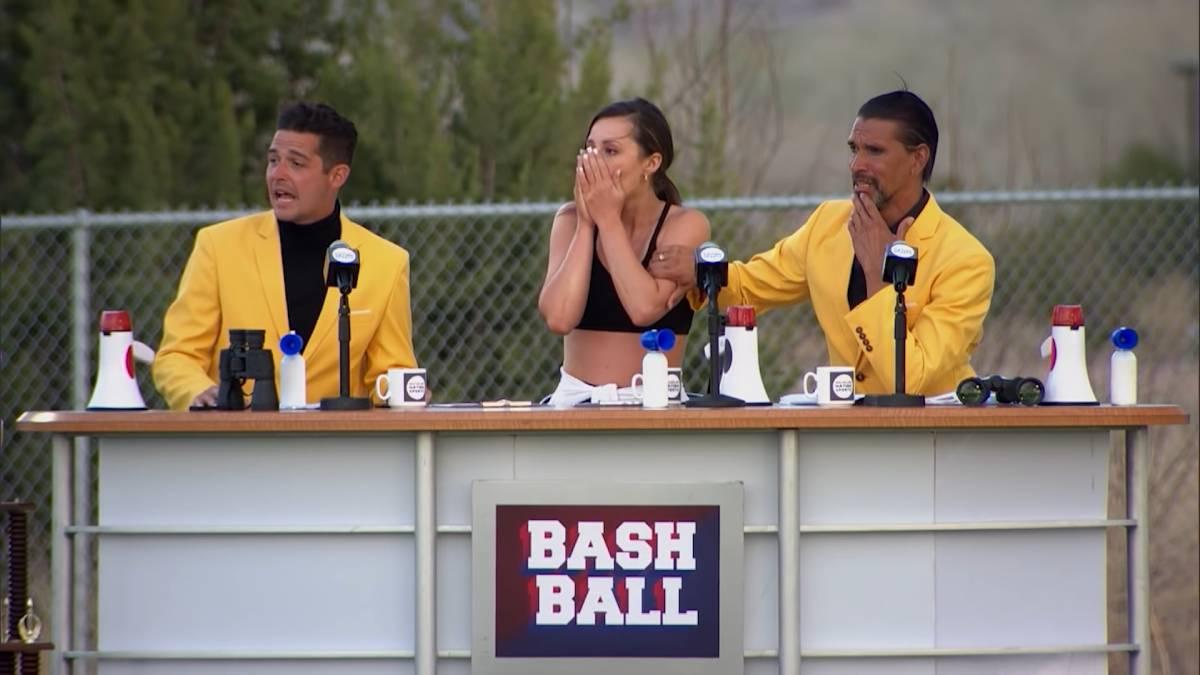 Katie Thurston, Wells Adams and Franco Lacosta