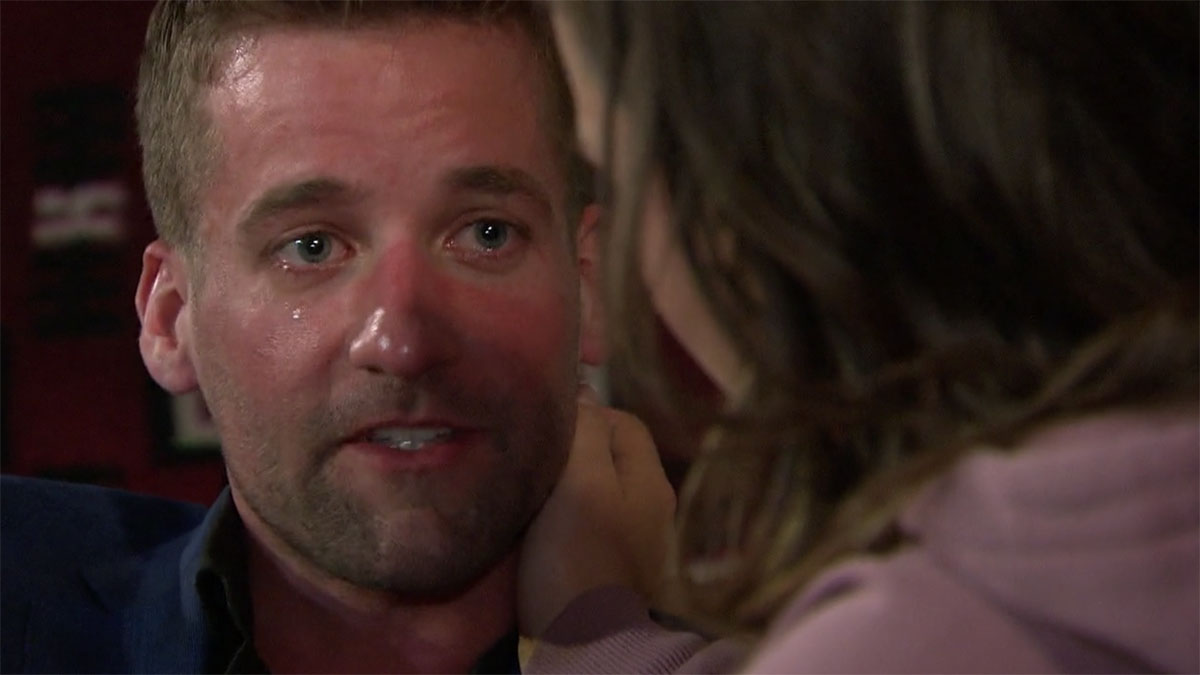 Connor B goes home on The Bachelorette