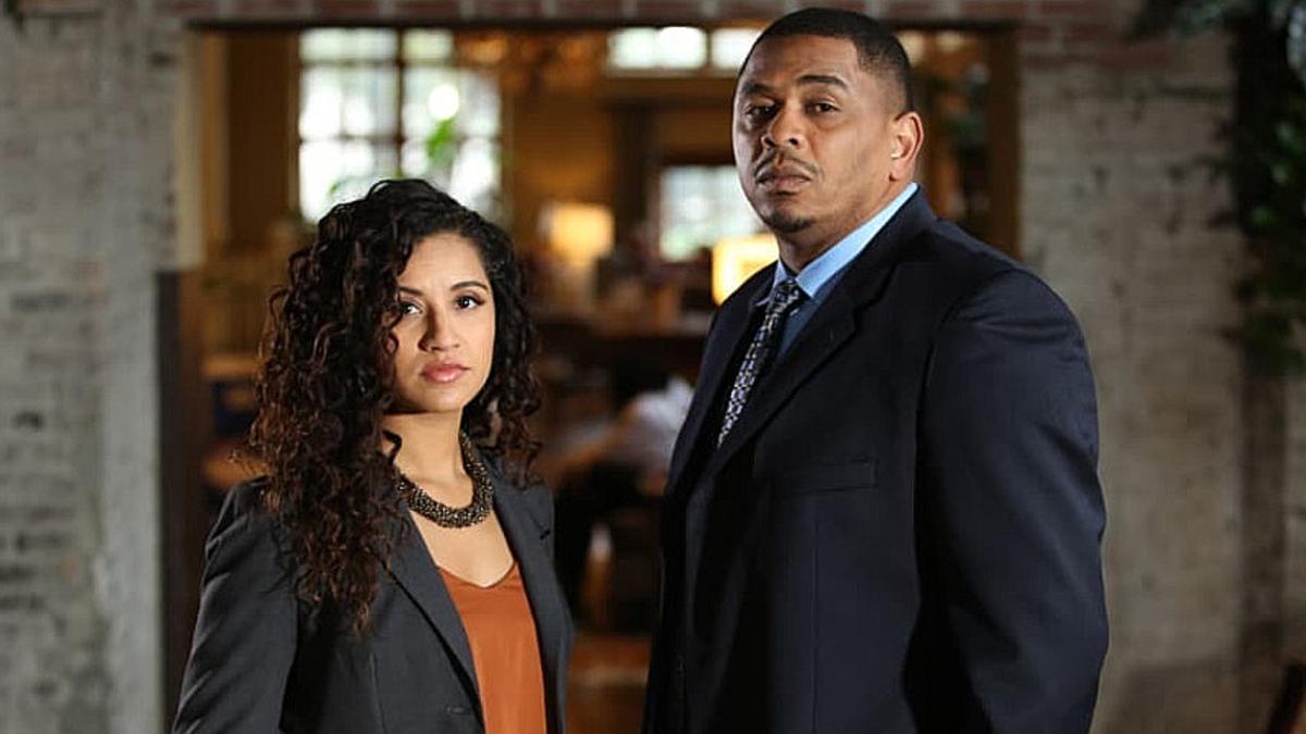 Fatima and Chris