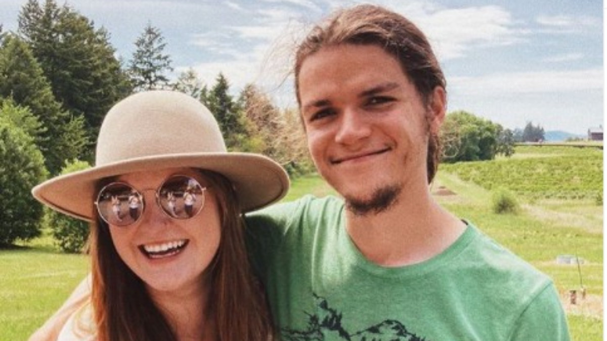 Isabel and Jacob Roloff.
