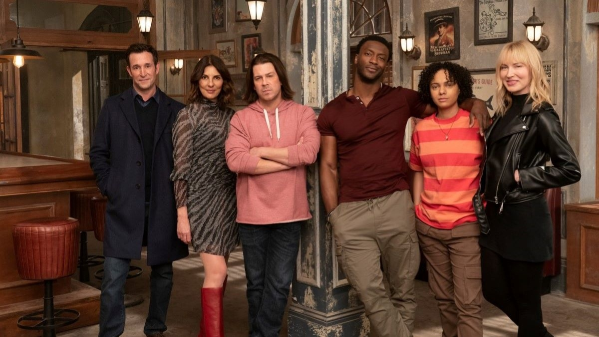 The cast of Redemption: Leverage
