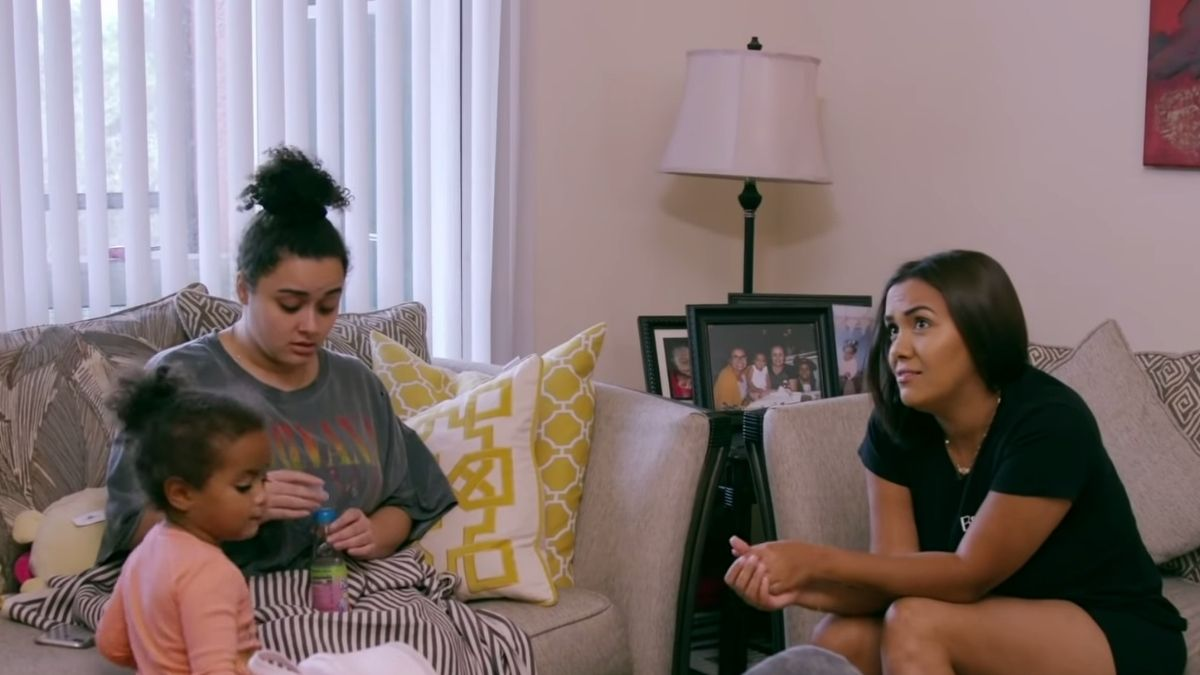 Teen Mom 2 star Briana DeJesus and her sister Brittany go under the knife
