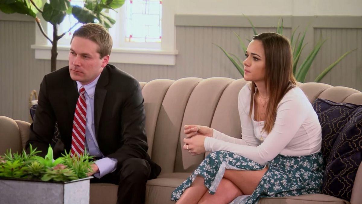 MAFS couple Erik and Virginia talks future relationship despite filing for divorce