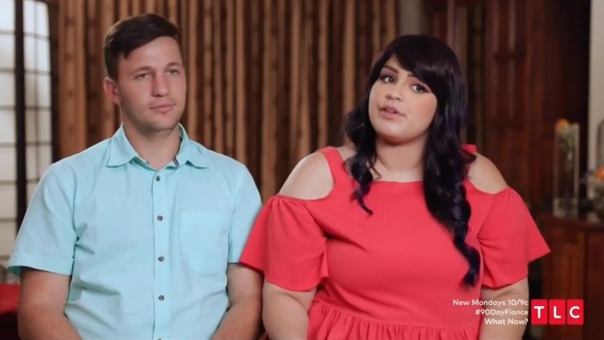 90 Day Fiance star Tiffany Franco shares screenshots of Ronald Smith's emotional abuse