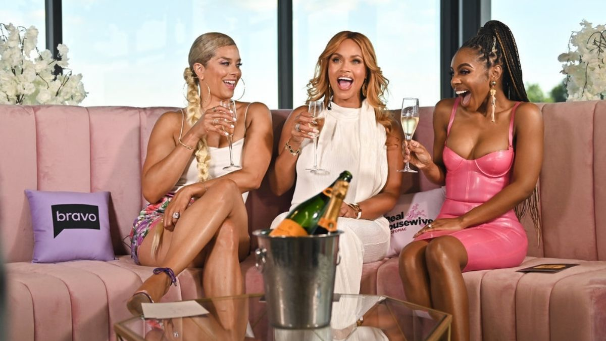RHOP stars bring the drama in Episode 1 of the Real Housewives of Potomac
