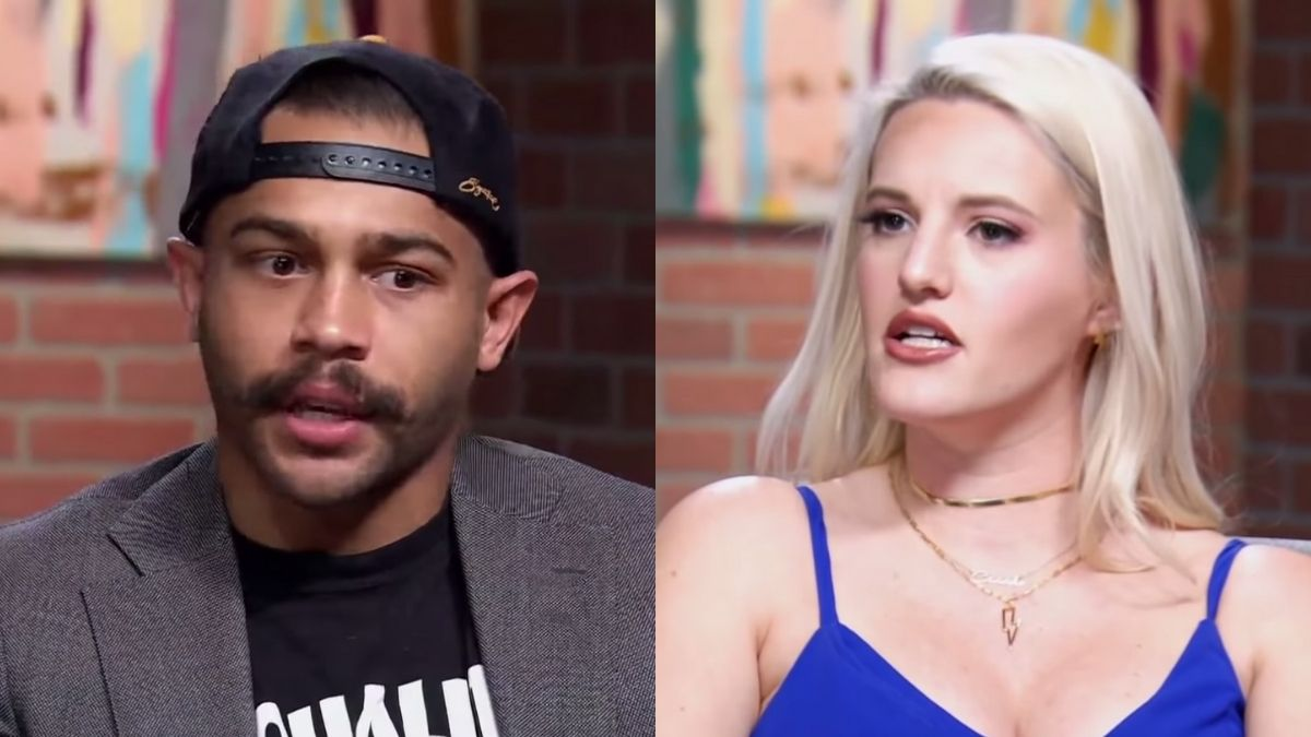 MAFS viewers react to news of  Clara Fergus and Ryan Oubre's pending divorce