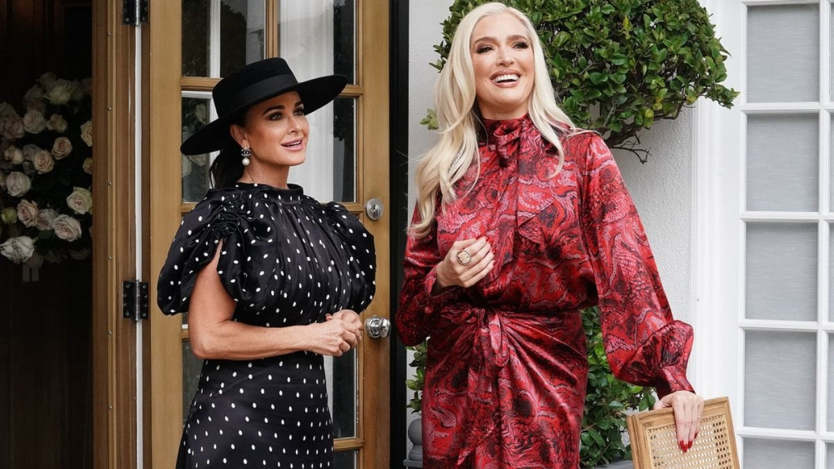 RHOBH star Erika Jayne has issues with how she's been portrayed on the show