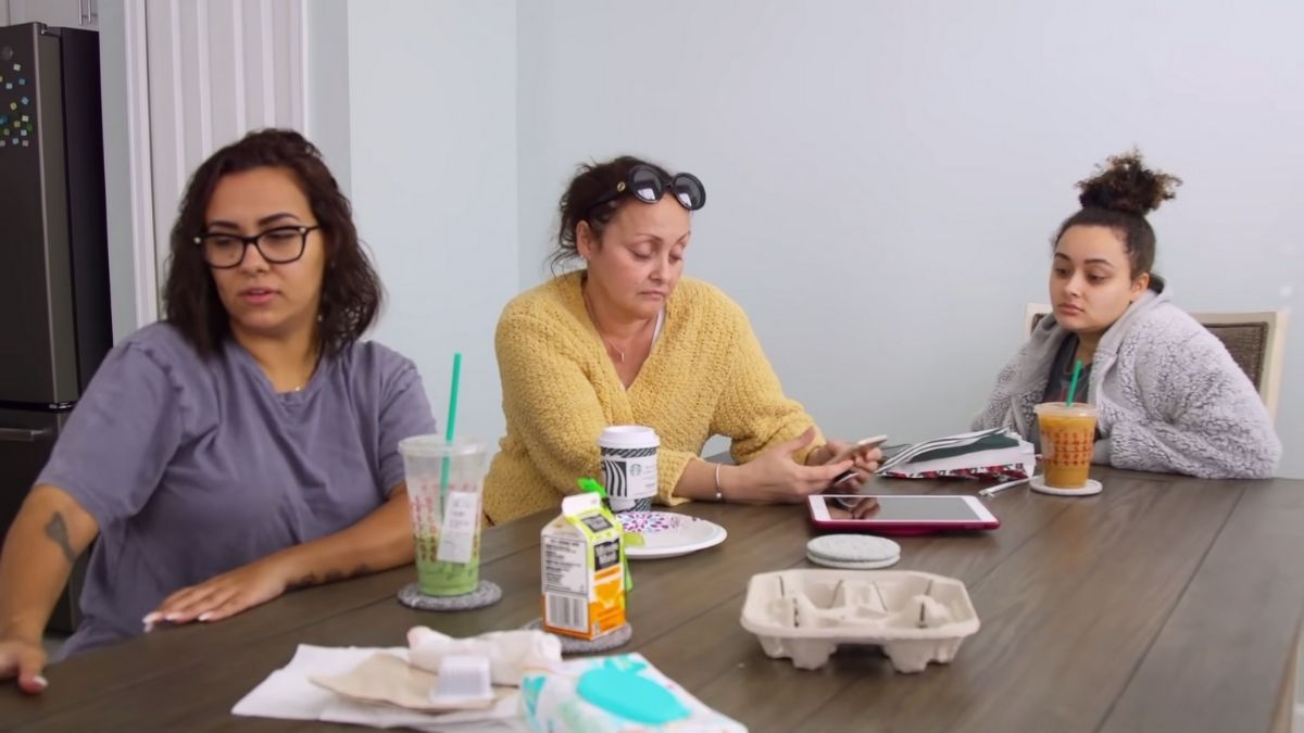 Teen Mom 2 star Briana DeJesus gets backup from mom and sister amid Kailyn Lowry lawsuit