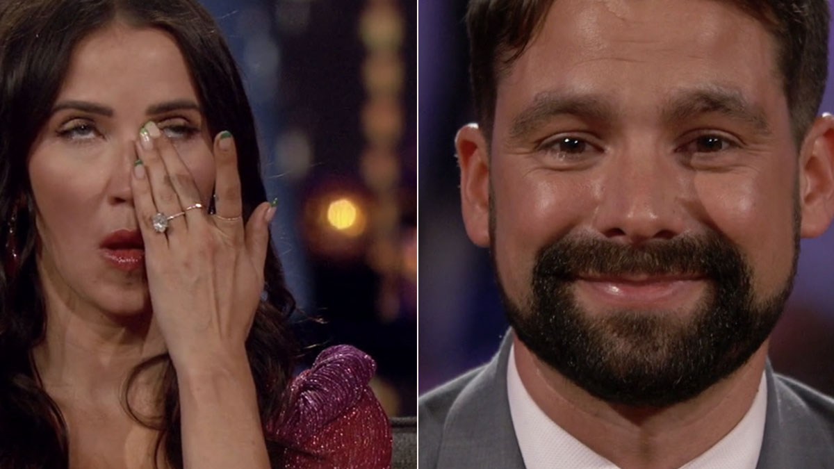 Michael A. self-evicted last night on The Bachelorette, leaving us all broken-hearted at The Men Tell All. Pic credit: ABC