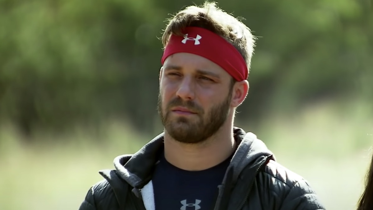 paulie calafiore during the challenge final reckoning finale