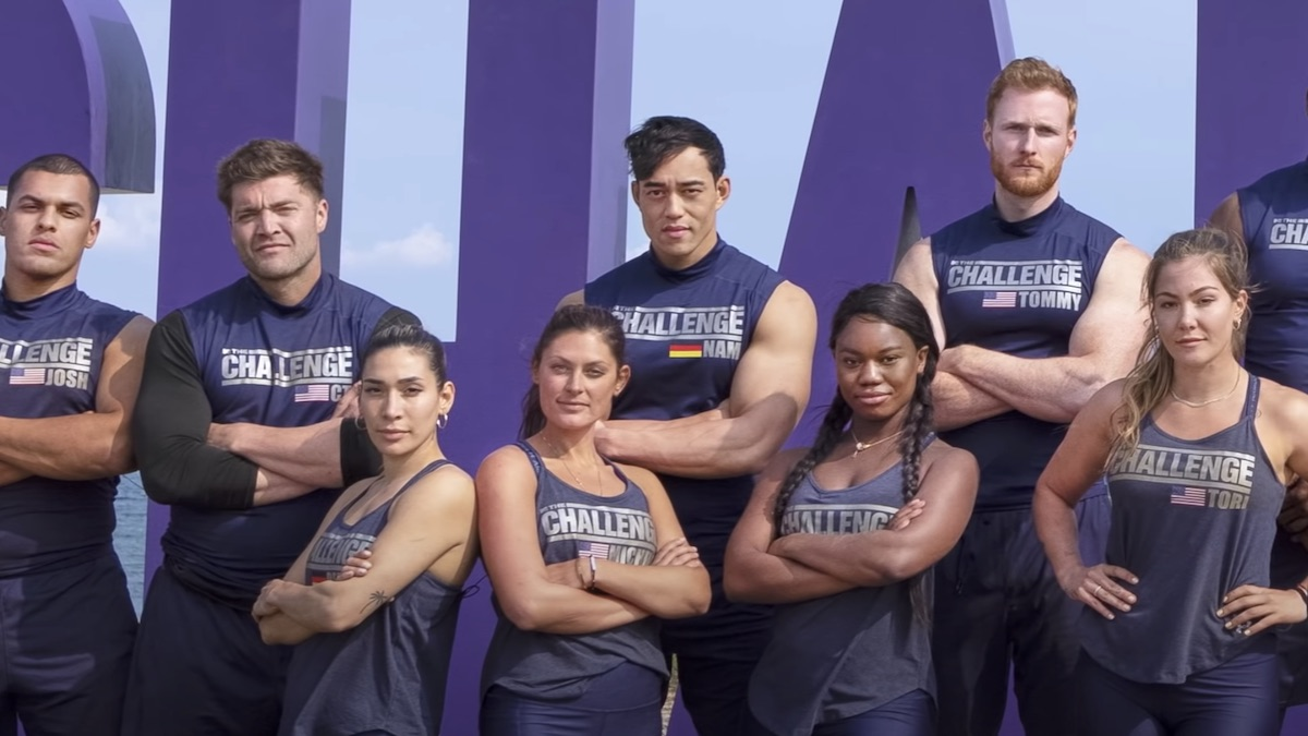the challenge cast members for season 37