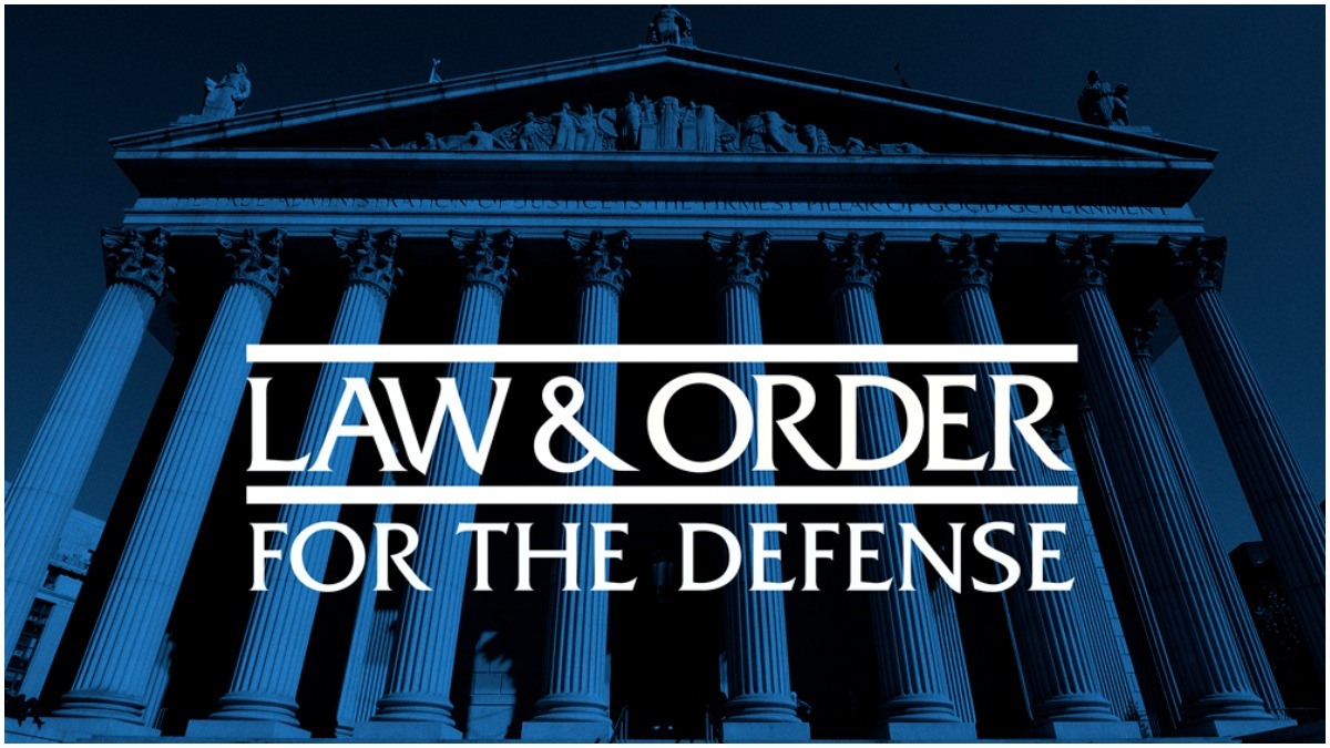 Law & Order For the Defense