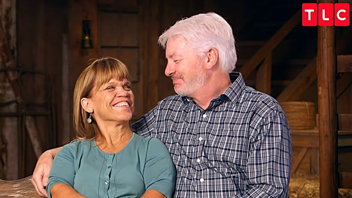 Amy Roloff declares her love for Chris Marek, says 'The big day is almost here'