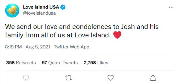 Why did Josh and Shannon leave Love Island USA? Fans react to heartbreaking exit