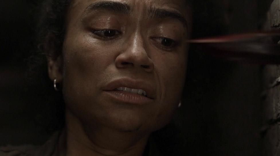 Lauren Ridloff stars as Connie, as seen in the Season 11 trailer for AMC's The Walking Dead