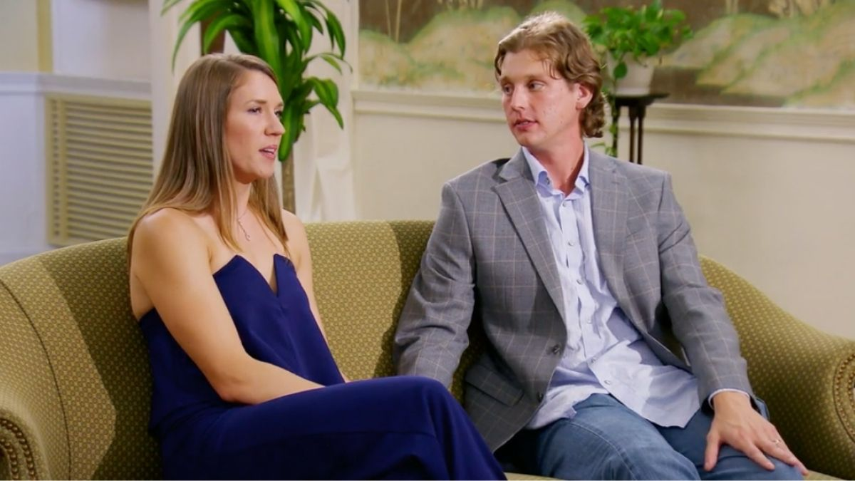 MAFS stars Jessica Studer and Austin Hurd are thinking of names for their unborn child
