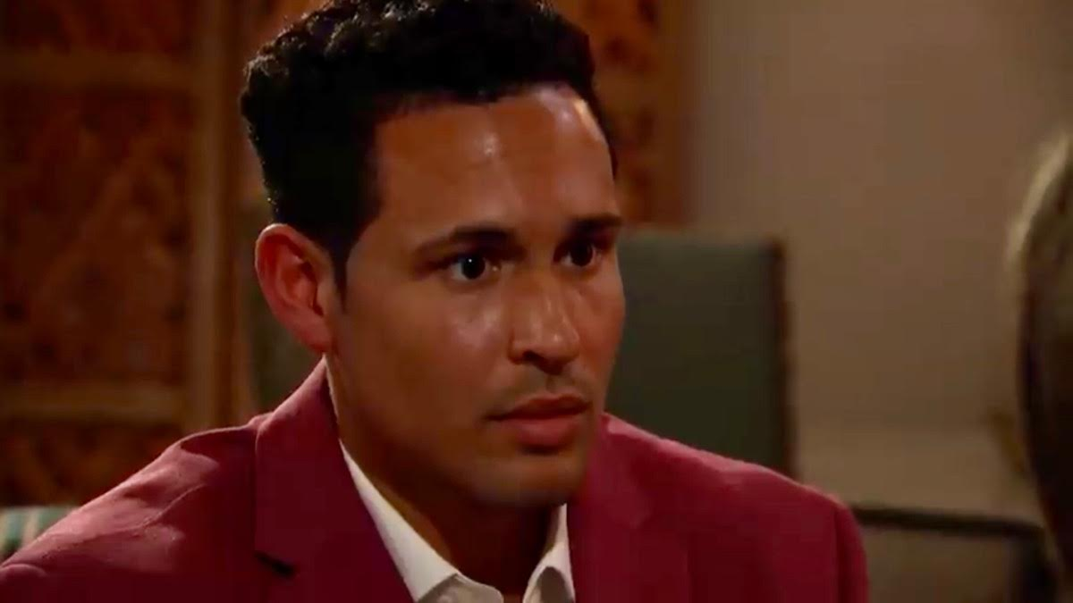 Here's why Thomas Jacobs didn't show up in person to The Bachelorette Men Tell All