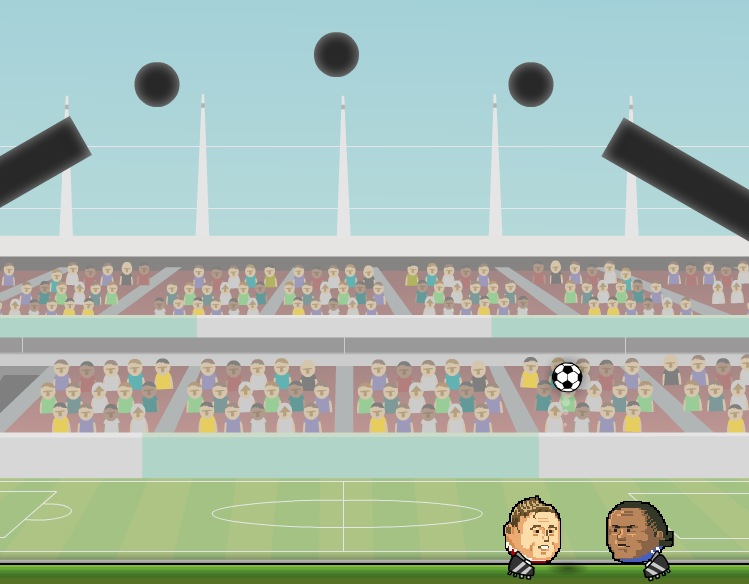Sports Heads: Soccer Championship