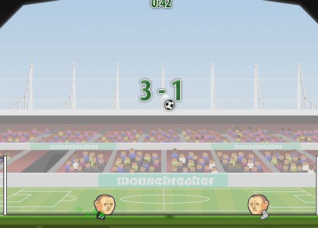 Sports Heads Soccer